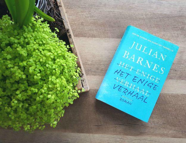 Julian Barnes - het enige verhaal