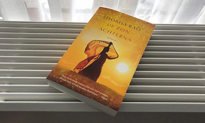 De zon achterna - Shobha Rao