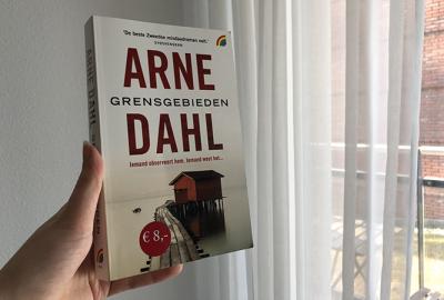 Grensgebieden - Arne Dahl