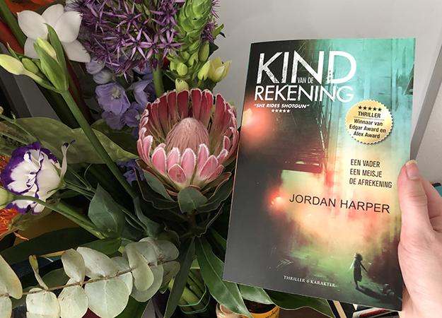 Kind van de rekening - Jordan Harper