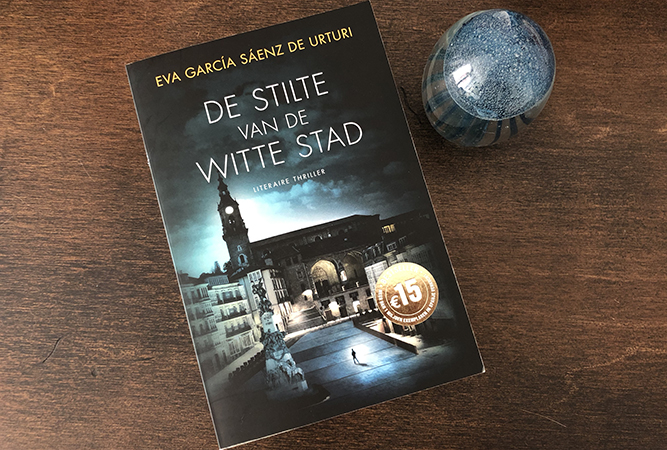De stilte van de witte stad