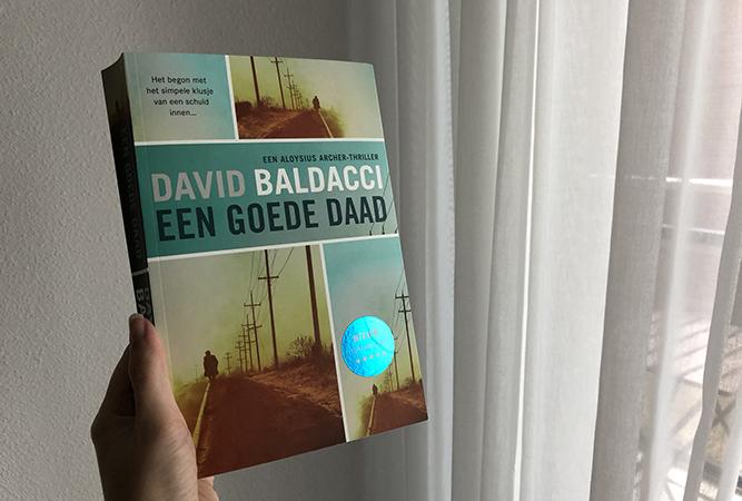 Een goede daad - David Baldacci