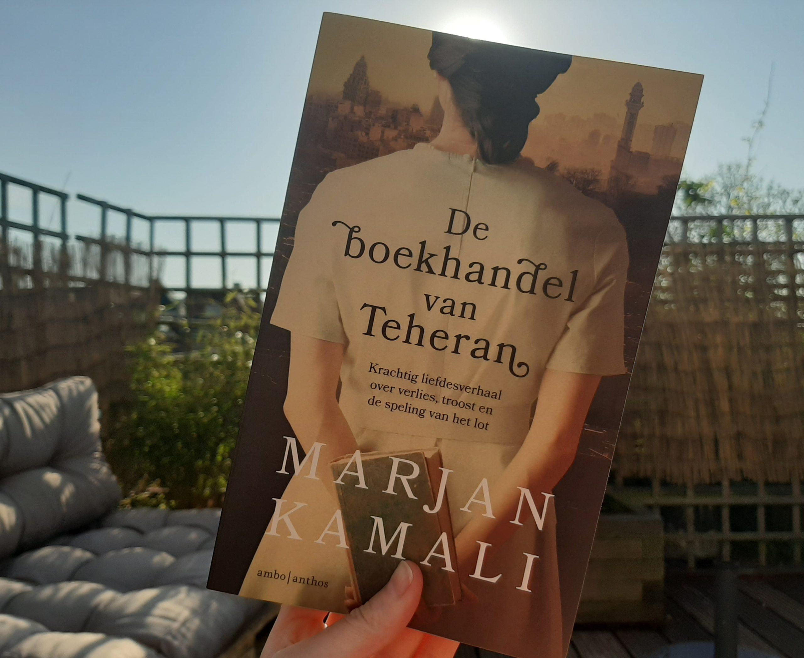 Readalicious Iris Windmeijer De boekhandel van Teheran.jpg