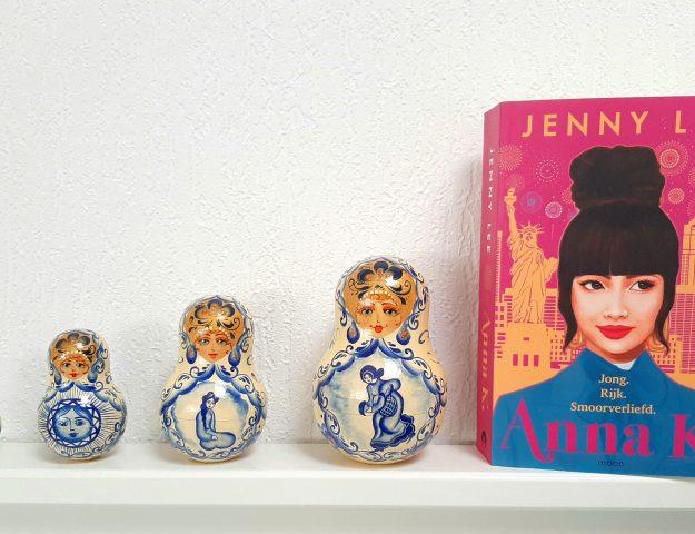 Anna K - Jenny Lee
