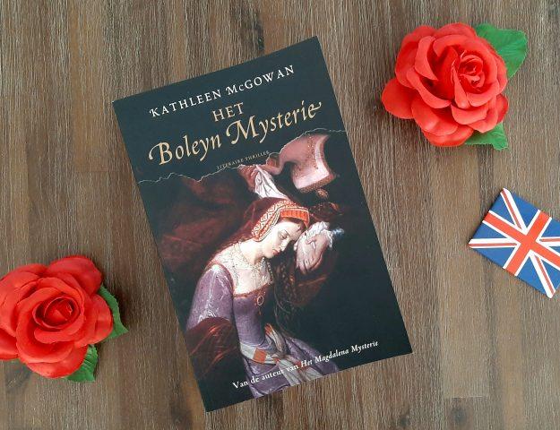 Het Boleyn Mysterie - Kathleen McGowan recensie Readalicious