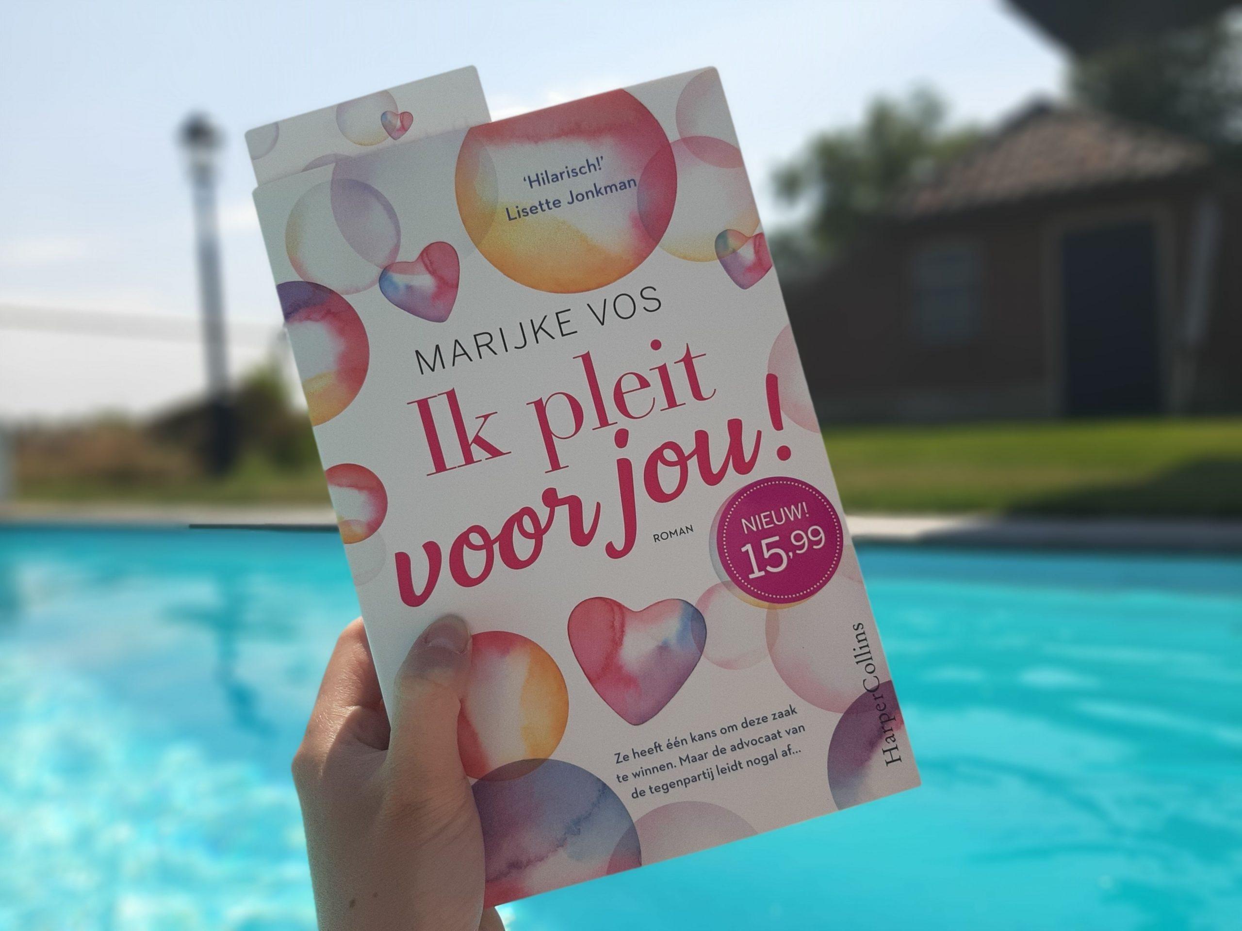 Foto van Ik pleit voor jou - Marijke Vos
