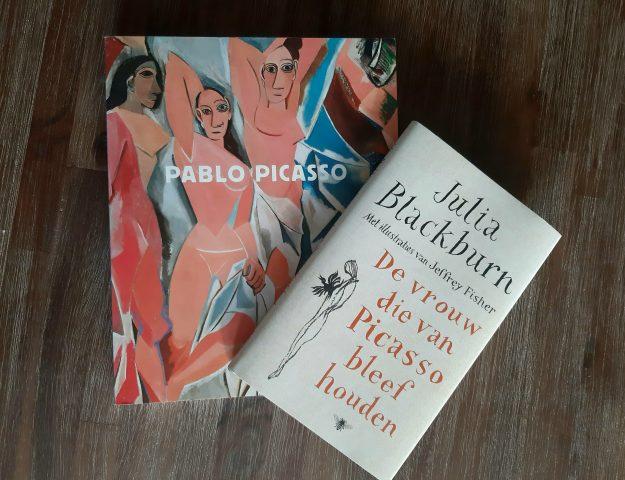 De vrouw die van Picasso bleef houden