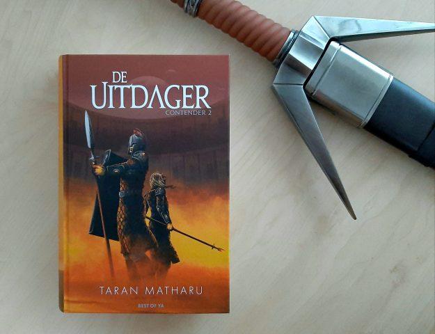 De uitdager - Taran Matharu