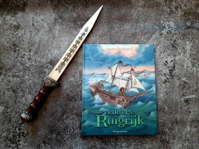De redders van Ruigrijk - Readalicious